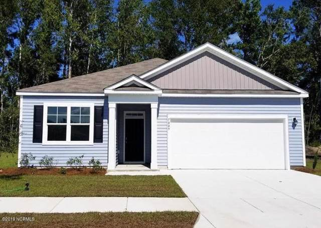 7009 Oxbow Loop Lot 14, Wilmington, NC 28411 (MLS #100172800) :: Vance Young and Associates