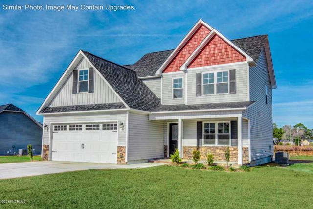 121 Woodwater Drive, Richlands, NC 28574 (MLS #100172801) :: RE/MAX Elite Realty Group