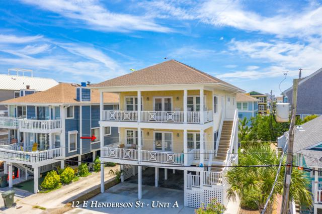 12 E Henderson Street A, Wrightsville Beach, NC 28480 (MLS #100173932) :: The Keith Beatty Team