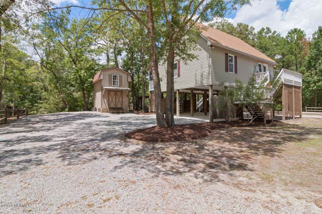 665 River Bend Drive, Burgaw, NC 28425 (MLS #100173956) :: Century 21 Sweyer & Associates