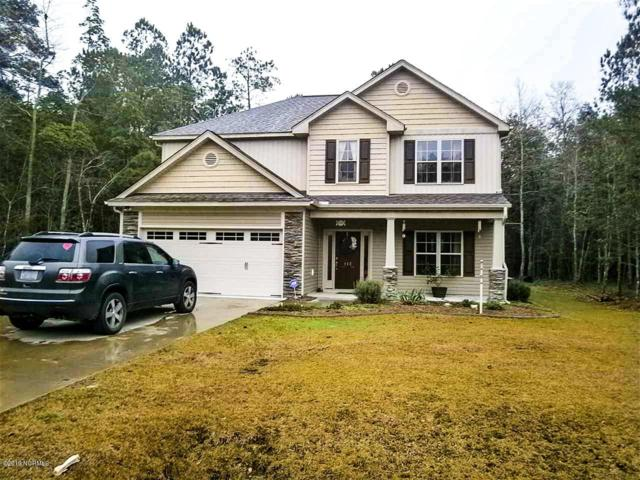 112 Navy Blue Drive, Jacksonville, NC 28540 (MLS #100174556) :: Chesson Real Estate Group