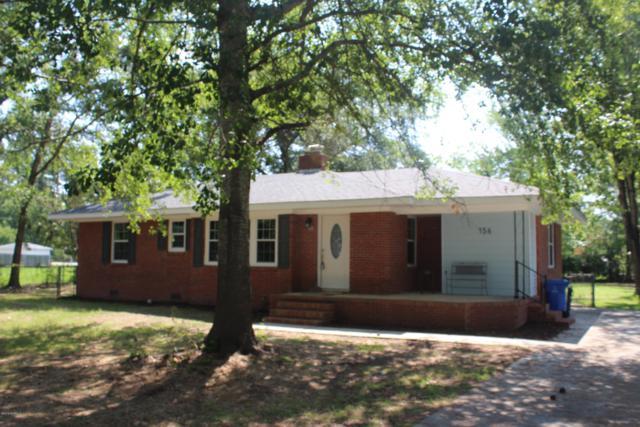 156 Lakewood Drive, Jacksonville, NC 28546 (MLS #100174606) :: Berkshire Hathaway HomeServices Hometown, REALTORS®