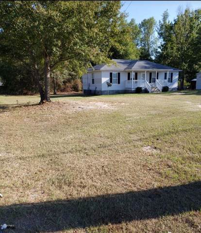 12521 S Rocky Ford Road, Laurinburg, NC 28352 (MLS #100174663) :: The Chris Luther Team