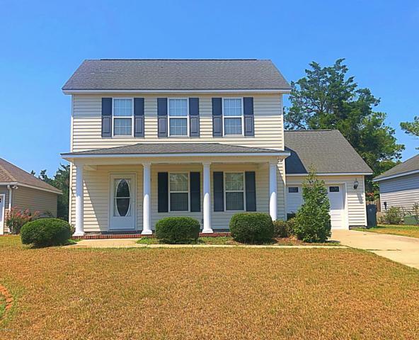 4993 N Hampton Drive SE, Southport, NC 28461 (MLS #100174674) :: David Cummings Real Estate Team