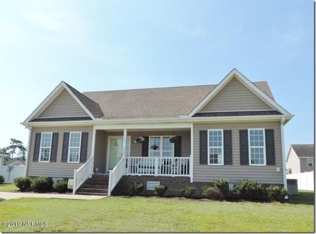 2605 Highfield Drive, Wilson, NC 27893 (MLS #100175171) :: RE/MAX Elite Realty Group