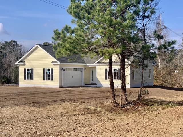 320 Coldwater Drive, Swansboro, NC 28584 (MLS #100175588) :: CENTURY 21 Sweyer & Associates