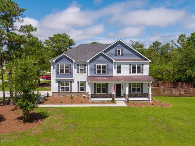 304 E Dolphin View, Sneads Ferry, NC 28460 (MLS #100175977) :: The Keith Beatty Team