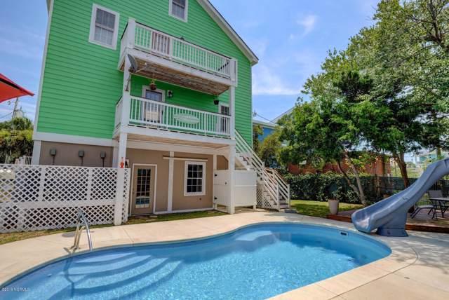 1518 Snapper Lane, Carolina Beach, NC 28428 (MLS #100176077) :: Coldwell Banker Sea Coast Advantage