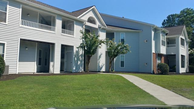 4134 Breezewood Drive #103, Wilmington, NC 28412 (MLS #100176239) :: Vance Young and Associates
