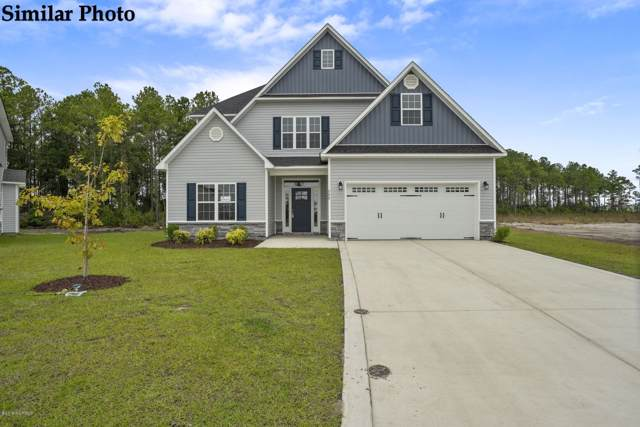 878 Stormy Gale Lane, Sneads Ferry, NC 28460 (MLS #100176311) :: The Keith Beatty Team
