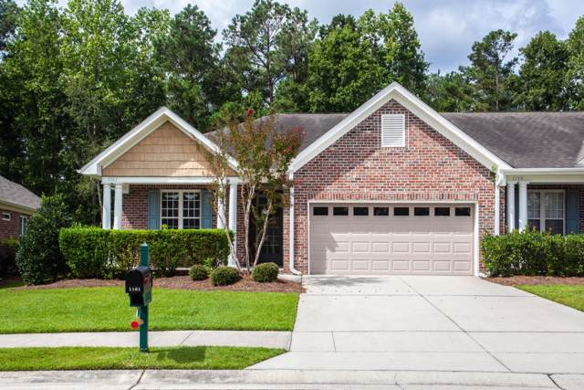 1161 Greensview Circle, Leland, NC 28451 (MLS #100176965) :: Donna & Team New Bern