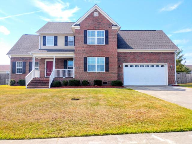 109 Glenburney Drive, Jacksonville, NC 28546 (MLS #100178001) :: Century 21 Sweyer & Associates