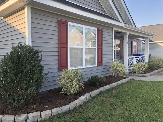 312 Rockland Drive, Greenville, NC 27858 (MLS #100178154) :: Courtney Carter Homes