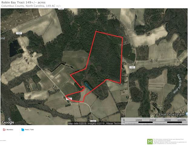 1486 Doodle Hill Road, Cerro Gordo, NC 28430 (MLS #100178214) :: The Keith Beatty Team