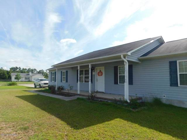 374 Hadley Collins Road, Maysville, NC 28555 (MLS #100178269) :: Courtney Carter Homes