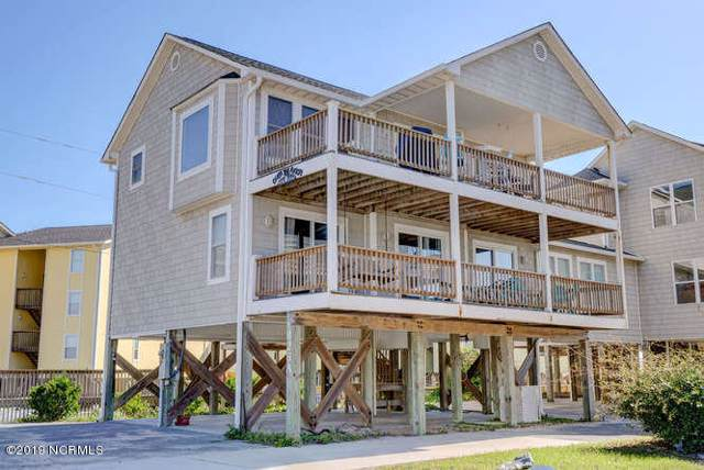 826 N Topsail Drive A, Surf City, NC 28445 (MLS #100178323) :: The Bob Williams Team