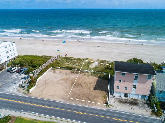 1003 N Anderson Boulevard, Topsail Beach, NC 28445 (MLS #100178382) :: Stancill Realty Group