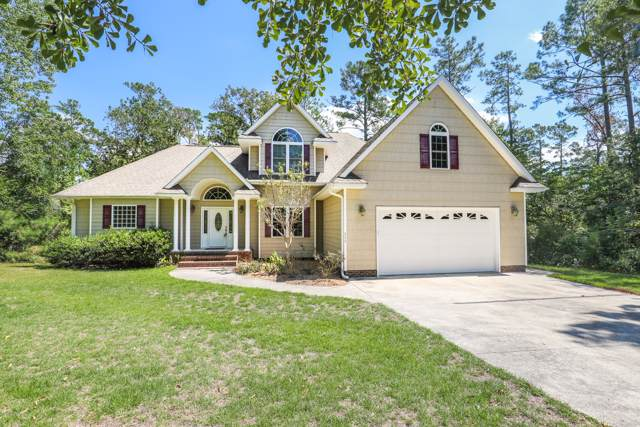 222 White Oak Bluff Road, Stella, NC 28582 (MLS #100178489) :: RE/MAX Elite Realty Group