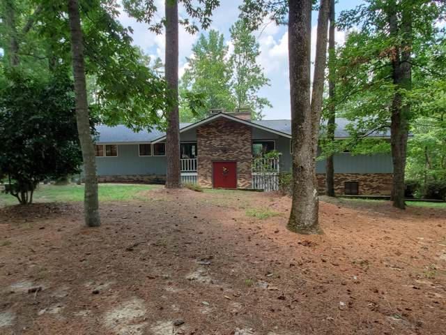 30 Scott Place Road, Clinton, NC 28328 (MLS #100178786) :: Thirty 4 North Properties Group