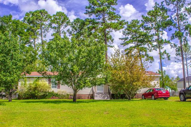 120 Bellhammon Drive, Rocky Point, NC 28457 (MLS #100178823) :: David Cummings Real Estate Team