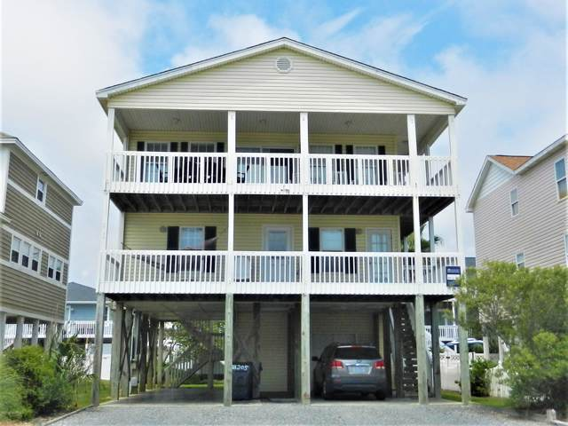 205 E First Street, Ocean Isle Beach, NC 28469 (MLS #100178949) :: The Keith Beatty Team