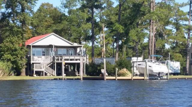 38 Captain Tom Drive, Washington, NC 27889 (MLS #100178963) :: The Keith Beatty Team