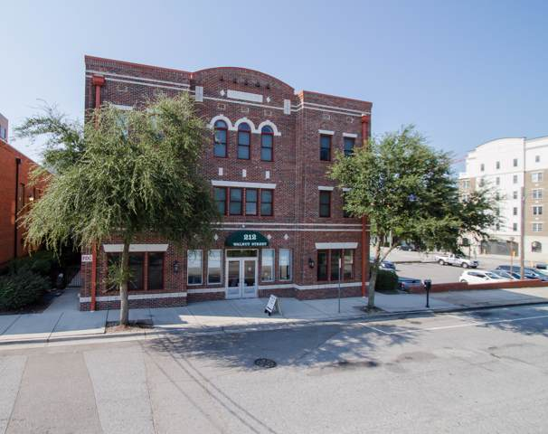 212 Walnut Street #200, Wilmington, NC 28401 (MLS #100178968) :: Donna & Team New Bern