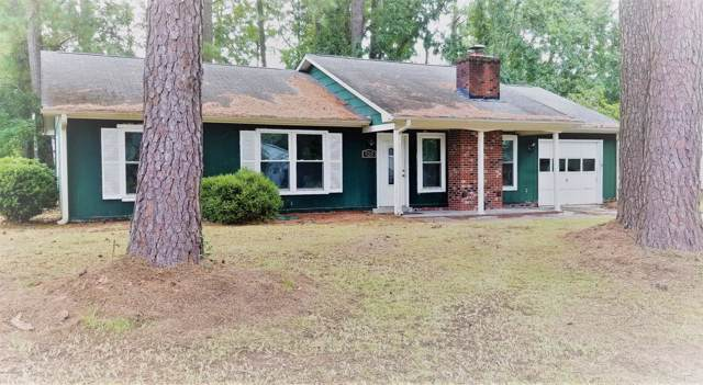 628 Shadowridge Road, Jacksonville, NC 28546 (MLS #100179059) :: Courtney Carter Homes