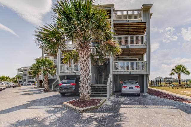 1801 Canal Drive B, Carolina Beach, NC 28428 (MLS #100179514) :: RE/MAX Essential