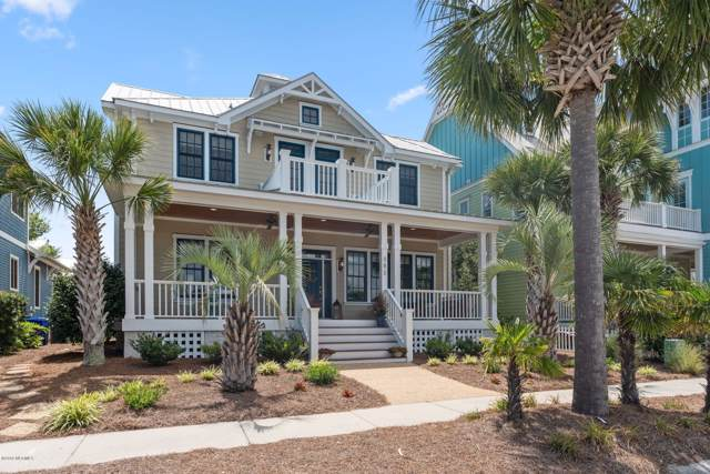 805 N North Carolina Avenue, Carolina Beach, NC 28428 (MLS #100179781) :: RE/MAX Essential