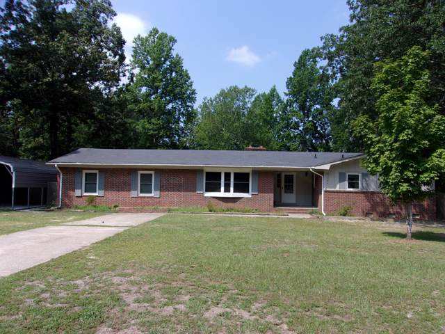 11540 Mistletoe Drive, Laurinburg, NC 28352 (MLS #100179949) :: RE/MAX Essential