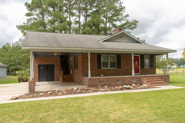 3147 Portertown Road, Greenville, NC 27858 (MLS #100180026) :: RE/MAX Essential
