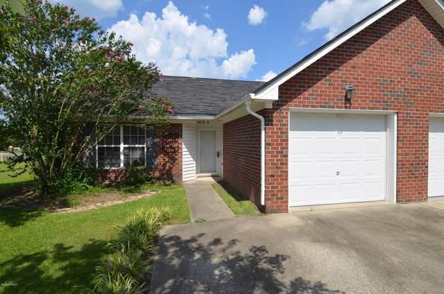 2612 Richard Drive A, Greenville, NC 27834 (MLS #100180197) :: Berkshire Hathaway HomeServices Prime Properties