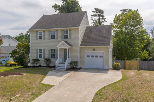 224 Marsh Hen Court, Swansboro, NC 28584 (MLS #100180205) :: Century 21 Sweyer & Associates