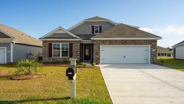 1331 Sunny Slope Circle 613 Arlington D, Carolina Shores, NC 28467 (MLS #100180460) :: Coldwell Banker Sea Coast Advantage