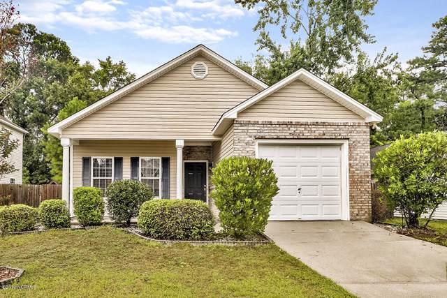 138 Raye Drive, Wilmington, NC 28412 (MLS #100180541) :: Century 21 Sweyer & Associates