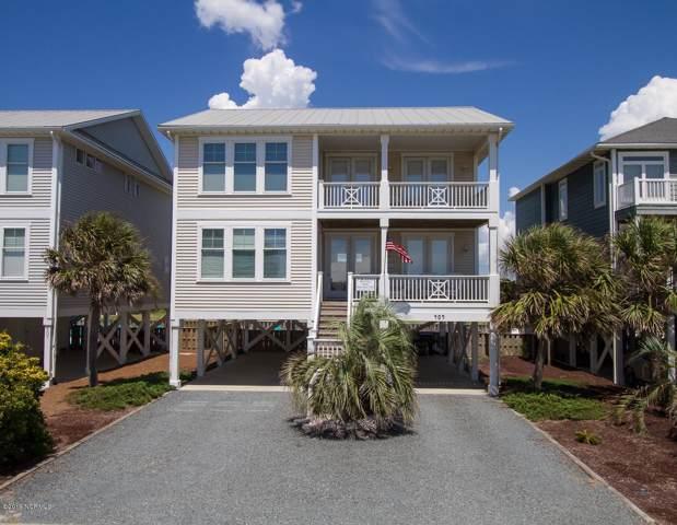 409 E Second Street, Ocean Isle Beach, NC 28469 (MLS #100181594) :: The Bob Williams Team