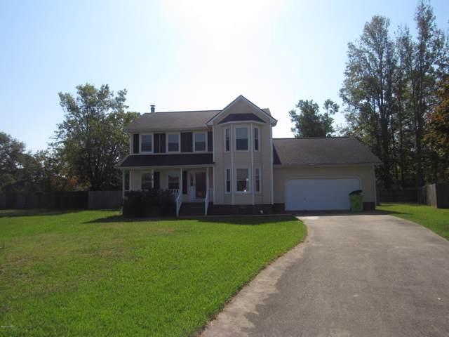 302 Willow Run, Havelock, NC 28532 (MLS #100181721) :: CENTURY 21 Sweyer & Associates