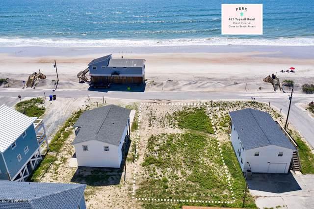 461 Topsail Road, North Topsail Beach, NC 28460 (MLS #100181768) :: Lynda Haraway Group Real Estate