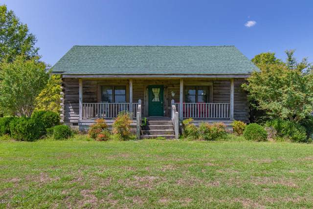 1405 White Oak River Road, Maysville, NC 28555 (MLS #100182217) :: RE/MAX Elite Realty Group