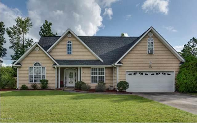 108 Secretariat Drive, Havelock, NC 28532 (MLS #100182324) :: Donna & Team New Bern