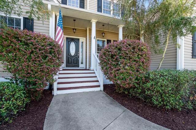 105 Naval Stores Drive, Newport, NC 28570 (MLS #100182787) :: The Keith Beatty Team