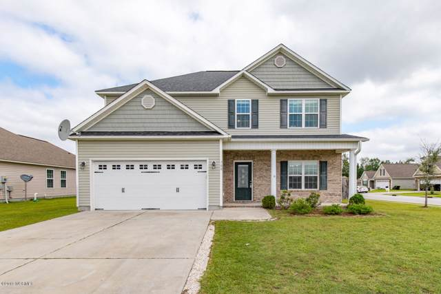 700 Radiant Drive, Jacksonville, NC 28546 (MLS #100183458) :: Courtney Carter Homes
