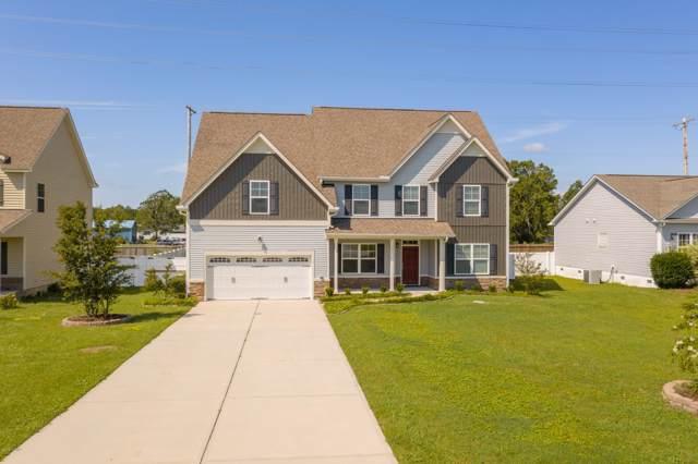 221 Echo Ridge Road, Swansboro, NC 28584 (MLS #100183693) :: RE/MAX Elite Realty Group