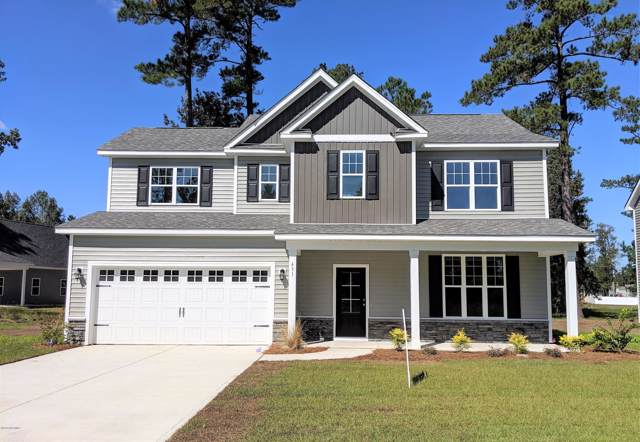 431 Jasmine Way, Burgaw, NC 28425 (MLS #100183707) :: RE/MAX Essential