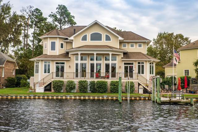 2414 Turtle Bay Drive, New Bern, NC 28562 (MLS #100184334) :: The Cheek Team