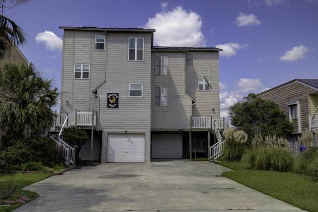 1861 New River Inlet Road, North Topsail Beach, NC 28460 (MLS #100184532) :: The Chris Luther Team