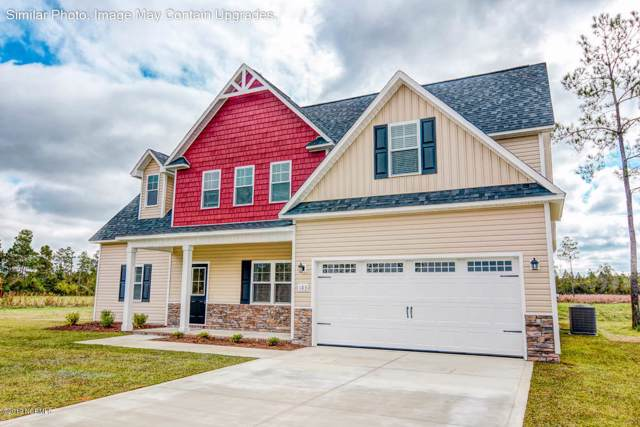 302 Burberry Court, Jacksonville, NC 28546 (MLS #100184558) :: The Keith Beatty Team