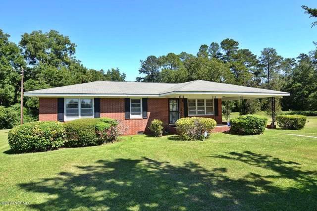 606 W Bridgers Street, Burgaw, NC 28425 (MLS #100184674) :: RE/MAX Essential