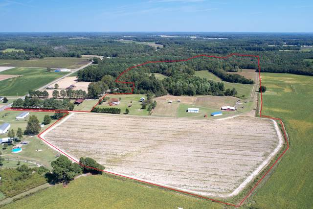 1676 Davis Mill Road, Fremont, NC 27830 (MLS #100184692) :: Courtney Carter Homes